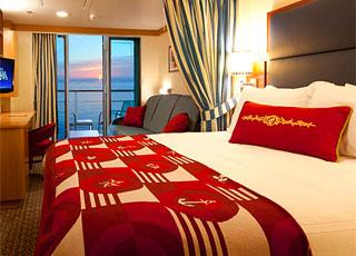 Photo cabine Disney Dream  - Cabine avec balcon