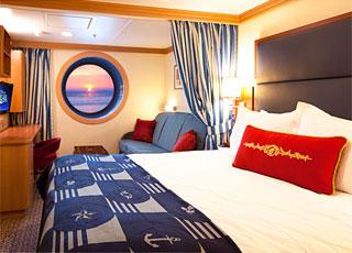 Photo cabine Disney Dream  - Cabine extérieure