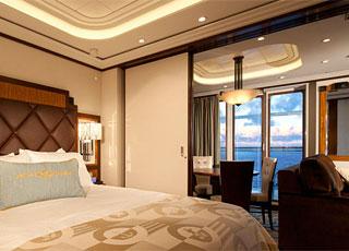 Photo cabine Disney Dream  - Cabine Suite