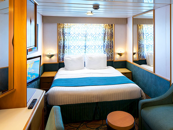 Photo cabine Enchantment of the Seas  - Cabine extérieure