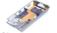 Photo cabine Freedom Of the Seas