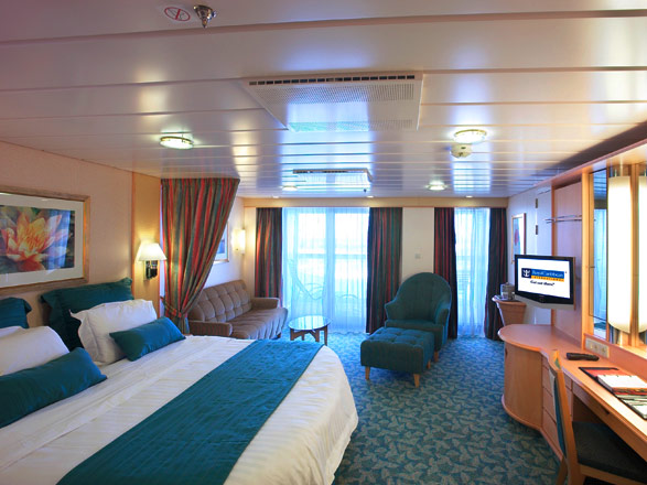 Photo cabine Freedom Of the Seas  - Cabine Suite
