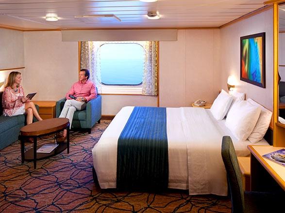Photo cabine Grandeur of the Seas  - Cabine extérieure