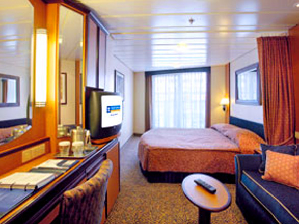 Photo cabine Jewel of the Seas  - Cabine avec balcon