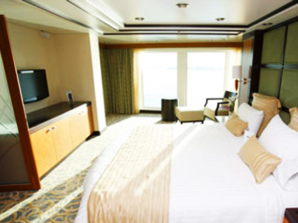 Photo cabine Jewel of the Seas  - Cabine Suite
