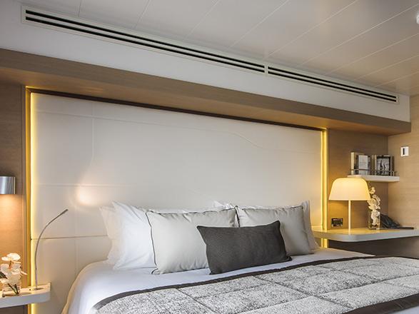 photo cabine ab Le Soléal  - Cabine avec balcon