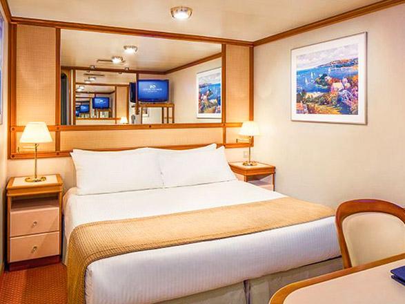 photo cabine ab Majestic Princess - Cabine intérieure