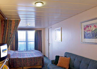 Photo cabine Mariner of the seas  - Cabine avec balcon