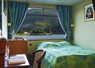 Photo cabine MS Douce France (ou similaire)  - Cabine extérieure