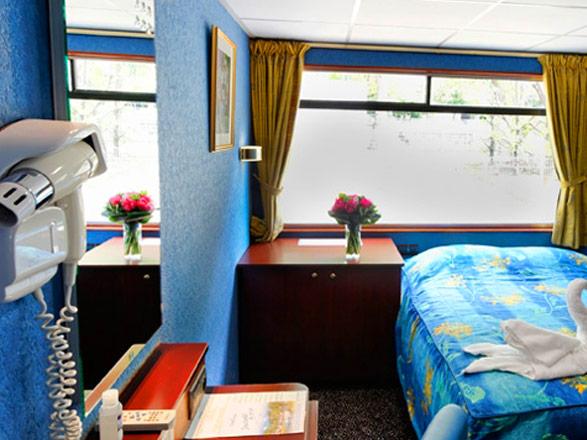 Photo cabine MS Renoir (ou similaire)   - Cabine extérieure