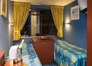 Photo cabine MS Van Gogh (ou similaire)  - Cabine extérieure