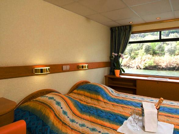 Photo cabine MS Vasco de Gama (ou similaire)  - Cabine extérieure