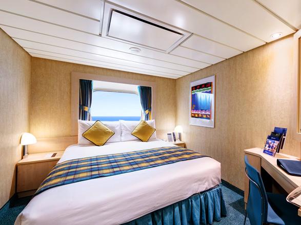 photo cabine ab MSC Armonia - Cabine avec balcon
