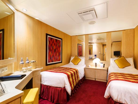 Photo cabine MSC Armonia  - Cabine intérieure