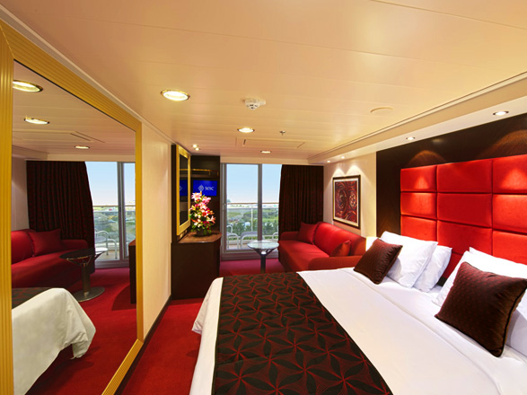 Photo cabine MSC Divina  - Cabine avec balcon