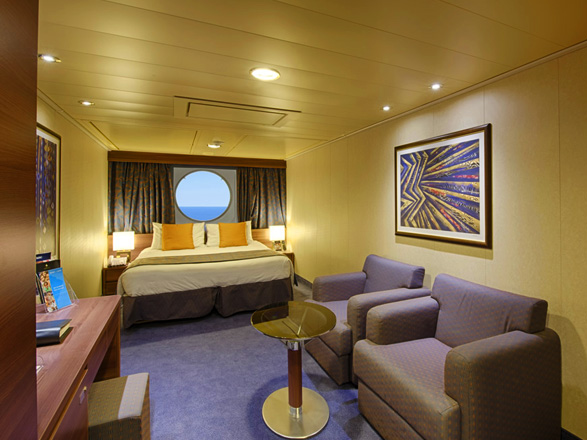 photo cabine ab MSC Divina - Cabine avec balcon