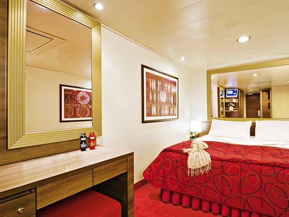 photo cabine ab MSC Divina - Cabine intérieure