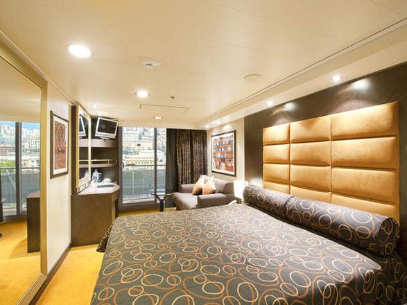 Photo cabine MSC Fantasia