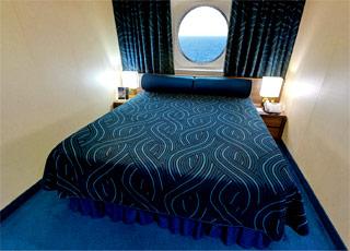 photo cabine ab MSC Fantasia  - Cabine avec balcon