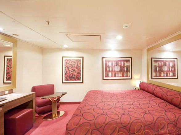 photo cabine ab MSC Fantasia  - Cabine intérieure