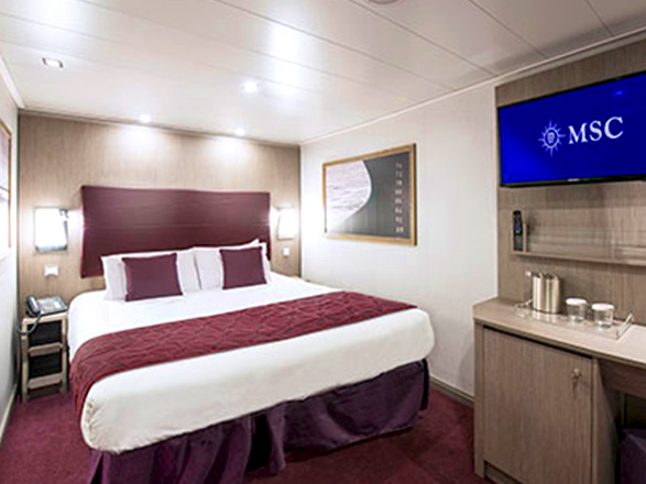 Photo cabine MSC Seaview