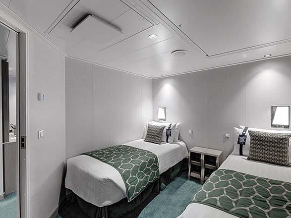 photo cabine ab MSC Seaview  - Cabine intérieure