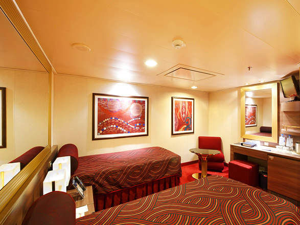 Photo cabine MSC Splendida