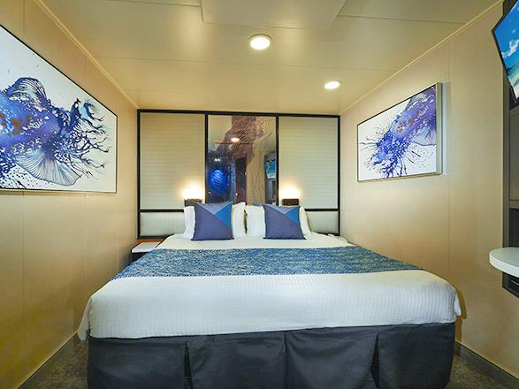 photo cabine ab Norwegian Jade  - Cabine intérieure