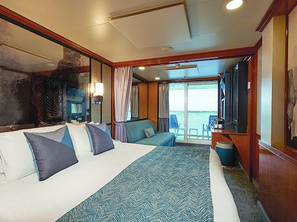 Photo cabine Norwegian Jade