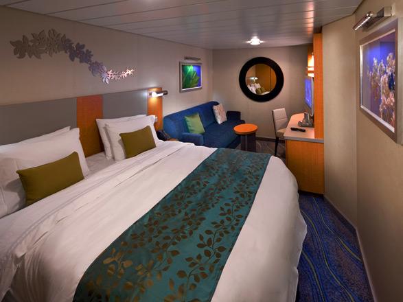 Photo cabine Oasis of the Seas  - Cabine intérieure