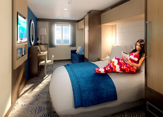 Photo cabine Quantum of the seas
