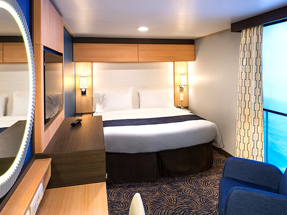 Photo cabine Quantum of the seas  - Cabine intérieure