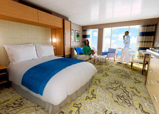 Photo cabine Quantum of the seas  - Cabine Suite