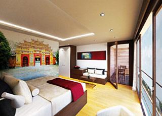 Photo cabine R/V Mekong Prestige  - Suite
