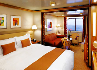 Photo cabine Silver Spirit  - Cabine Suite