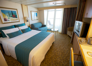 Photo cabine Sovereign  - Cabine Suite