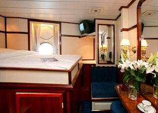Photo cabine Star Clipper  - Cabine extérieure