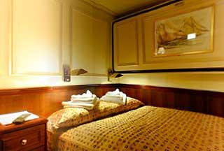 Photo cabine Star Clipper  - Cabine intérieure