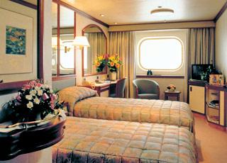 Photo cabine Sun Princess  - Cabine extérieure
