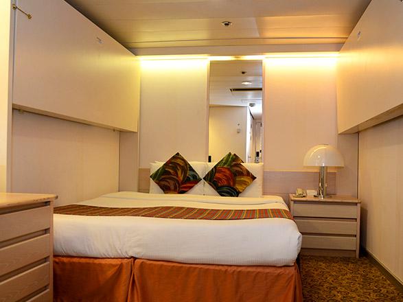 Photo cabine Zenith  - Cabine intérieure