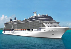 Croisi&egrave;re Celebrity Equinox