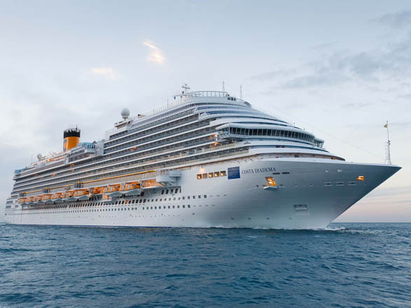 photo ab navire Costa Diadema