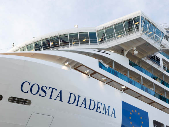 photo ab no29366 navire Costa Diadema