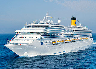 Croisi&egrave;re Costa Magica