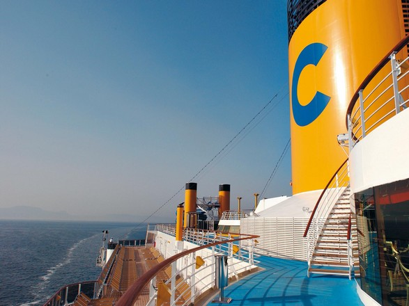 photo ab no29032 navire Costa Mediterranea