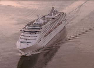 Croisi&egrave;re Dawn Princess