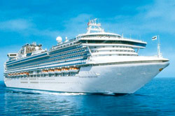 Croisi&egrave;re Diamond Princess
