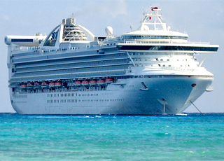 Croisi&egrave;re Grand Princess
