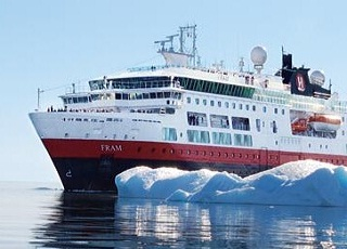 Croisi&egrave;re M/S Fram