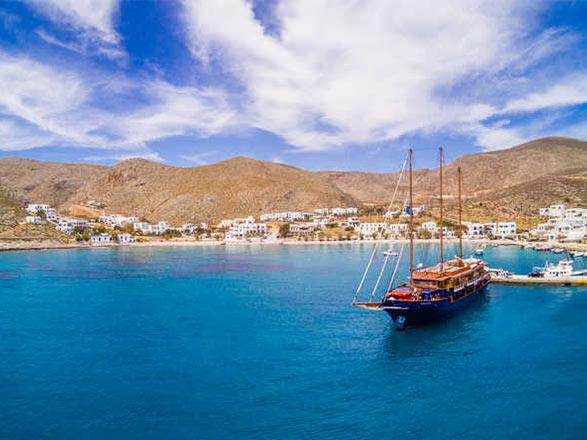 Croisière Joyaux des Cyclades : Santorin, Paros, Delos, Mykonos...